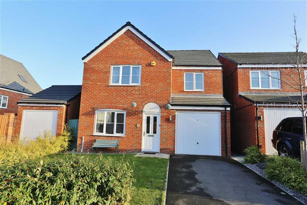 4 Bedrooms Detached House for sale in Flint Road, Palllion, Sunderland, SR4