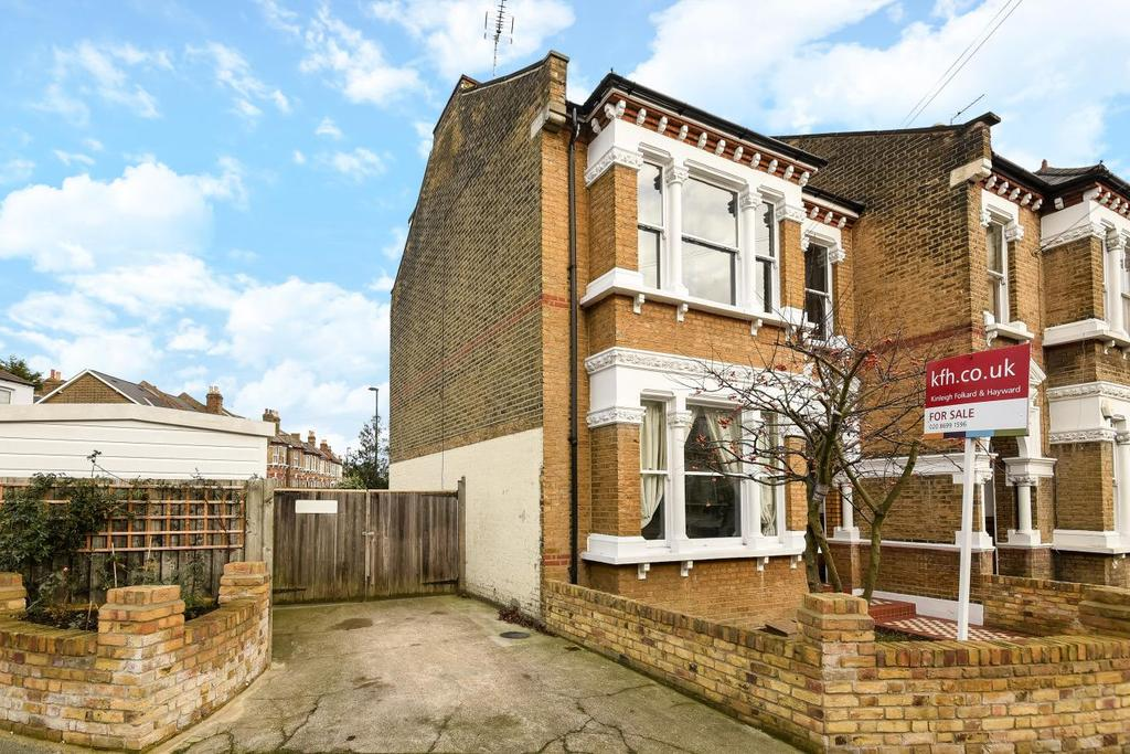 5 Bedrooms Terraced House for sale in Beechfield Road, Catford, SE6