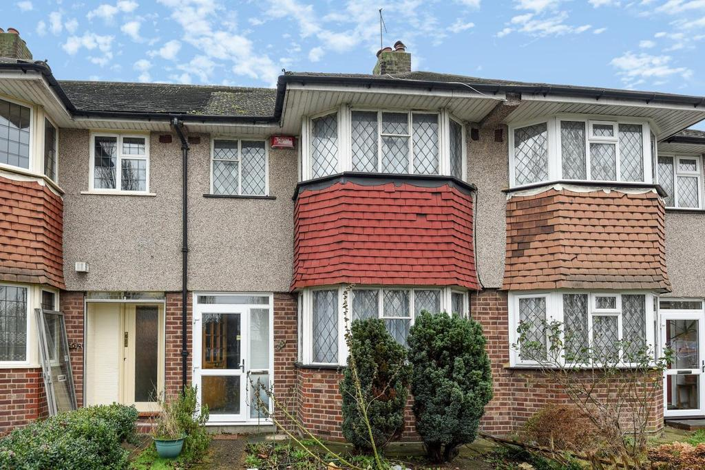 3 Bedrooms Terraced House for sale in Verdant Lane, Catford, SE6