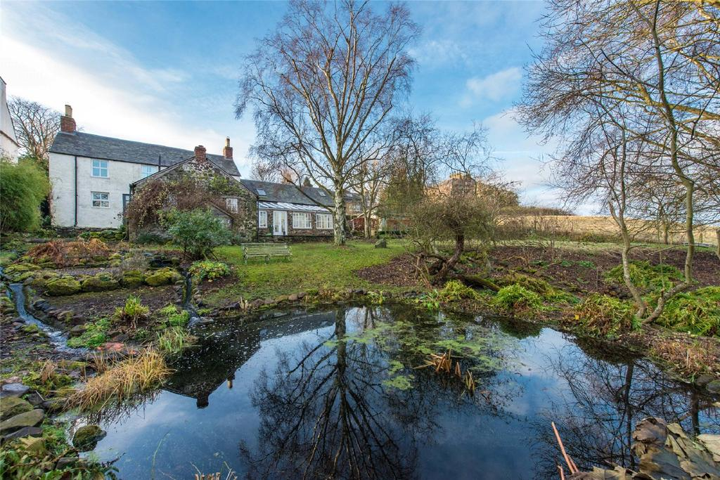 4 Bedrooms Detached House for sale in Rosebank, Town Yetholm, Kelso, Scottish Borders, TD5