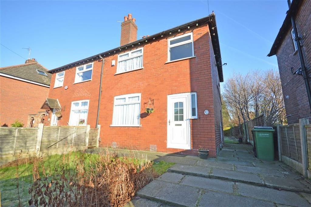 3 Bedrooms Semi Detached House for sale in Deneside Crescent, Hazel Grove, Cheshire