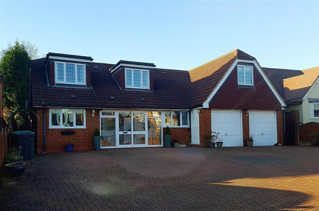 5 Bedrooms Detached Bungalow for sale in Erdington Road, Aldridge