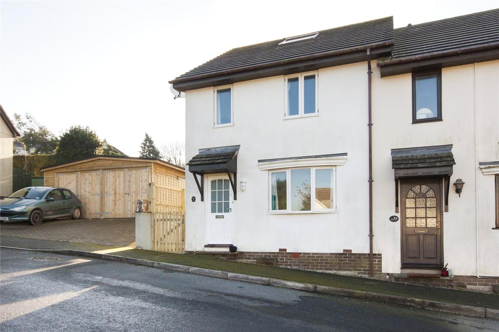 4 Bedrooms End Of Terrace House for sale in Berry Close, Salcombe, Devon, TQ8