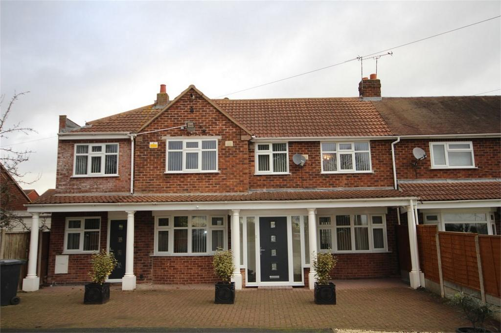 4 Bedrooms Semi Detached House for sale in Hinckley Road, NUNEATON, Warwickshire