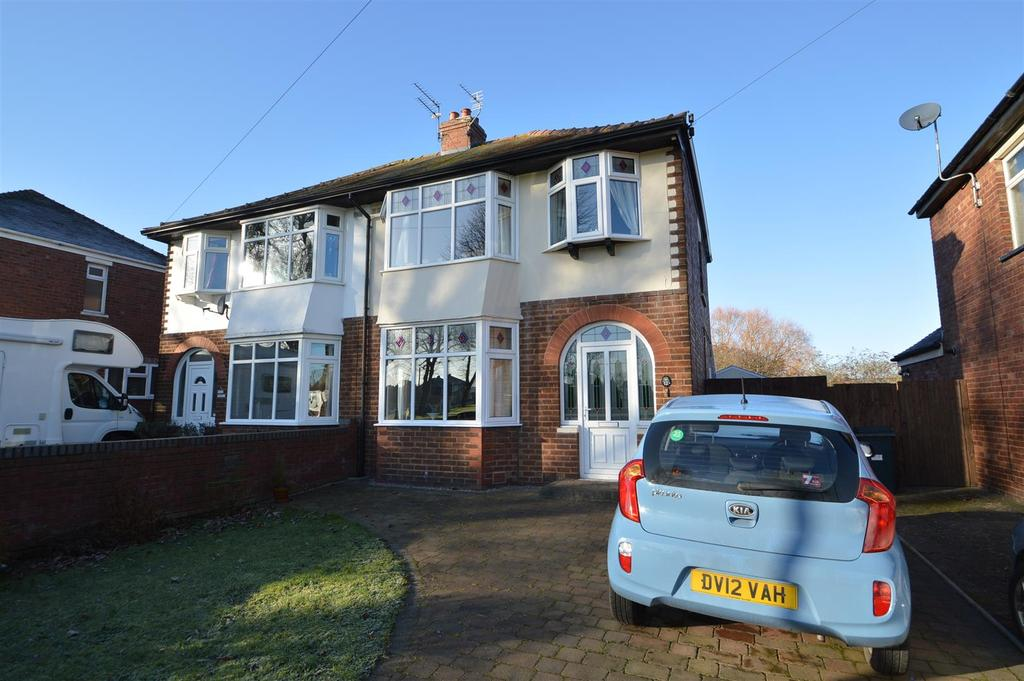 3 Bedrooms Semi Detached House for sale in 12 Rydal Avenue, Harlescott, Shrewsbury SY1 4DY