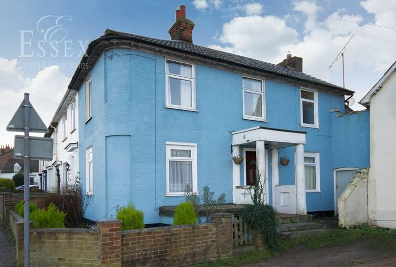 4 Bedrooms End Of Terrace House for sale in Harwich Road, Mistley, Manningtree