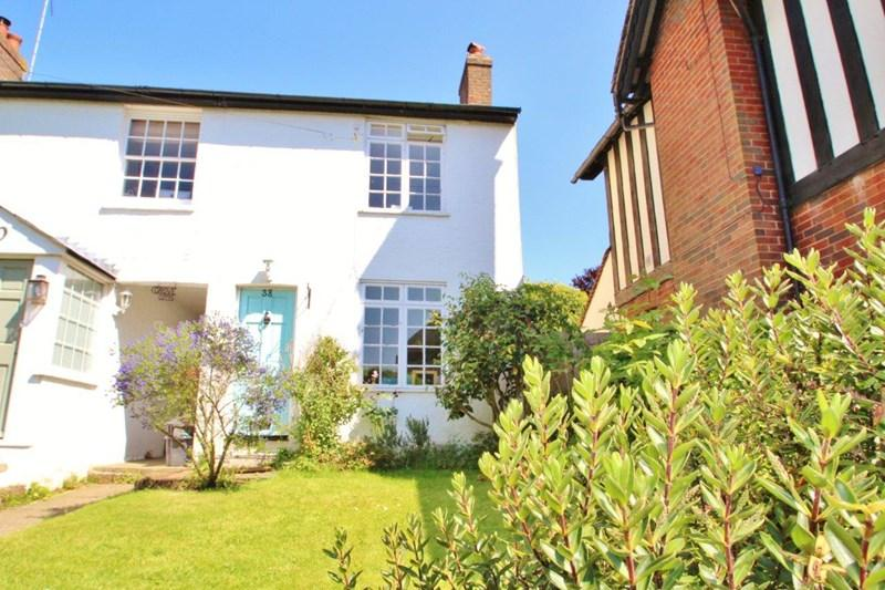 2 Bedrooms Cottage House for sale in North End, Ditchling, Hassocks