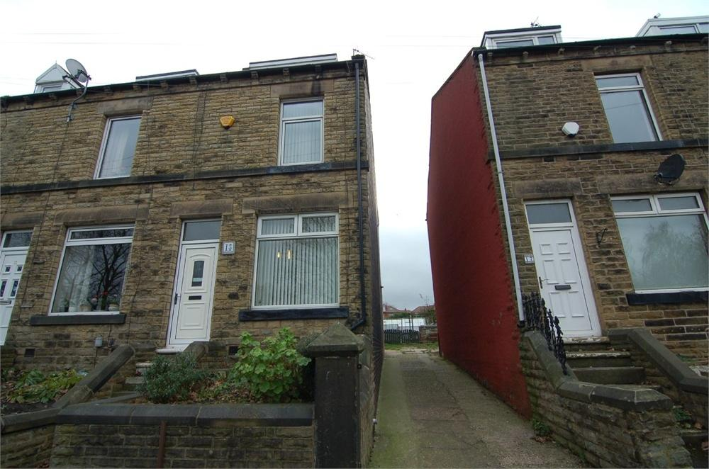 3 Bedrooms End Of Terrace House for sale in Summer Lane, Wombwell, BARNSLEY, South Yorkshire