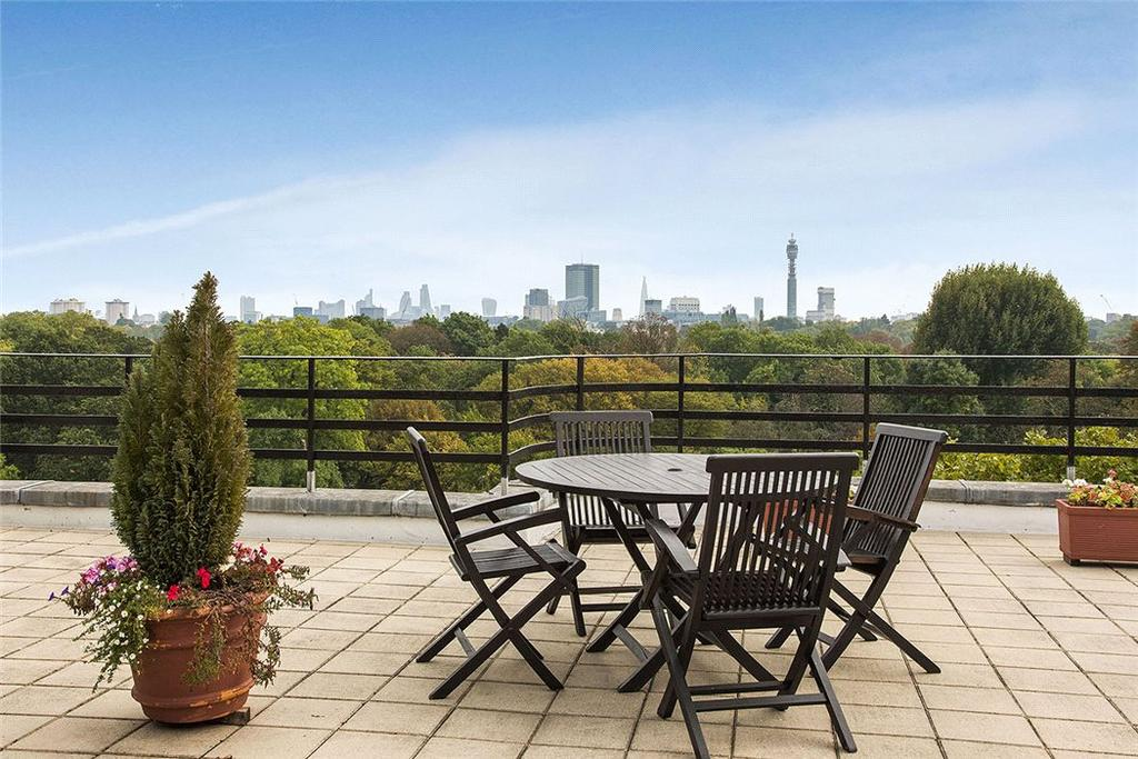 4 Bedrooms Flat for sale in Viceroy Court, 58-74 Prince Albert Road, NW8