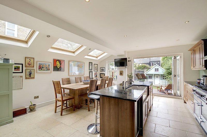 4 Bedrooms Terraced House for sale in Leighton Gardens, Kensal Rise, London, NW10