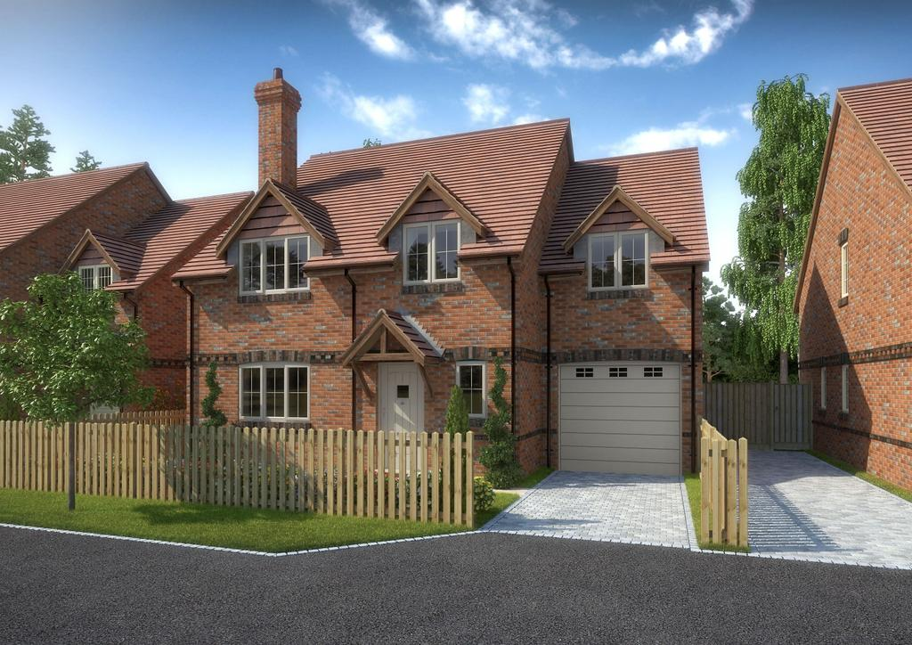 3 Bedrooms Detached House for sale in Binfield Heath