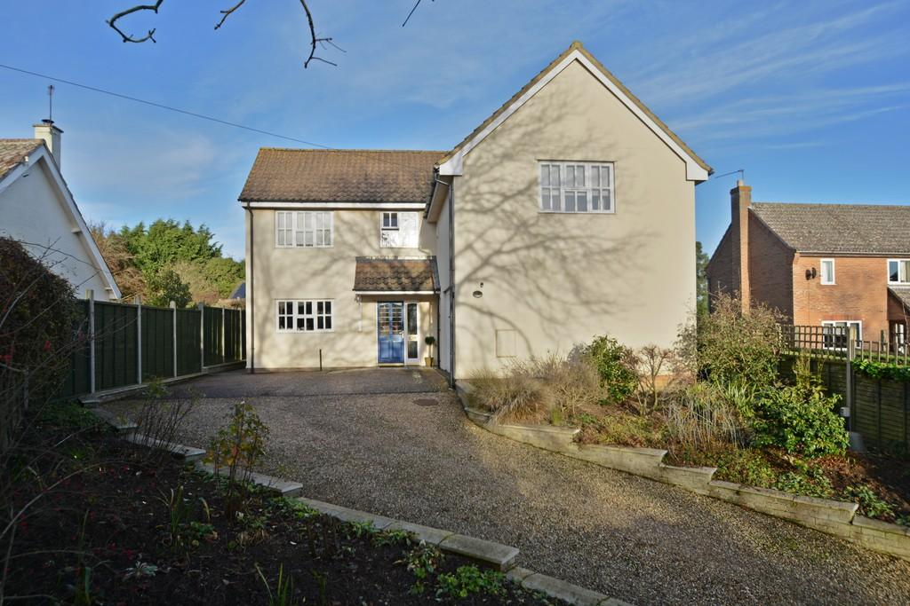 4 Bedrooms Detached House for sale in Crossing Road, Palgrave
