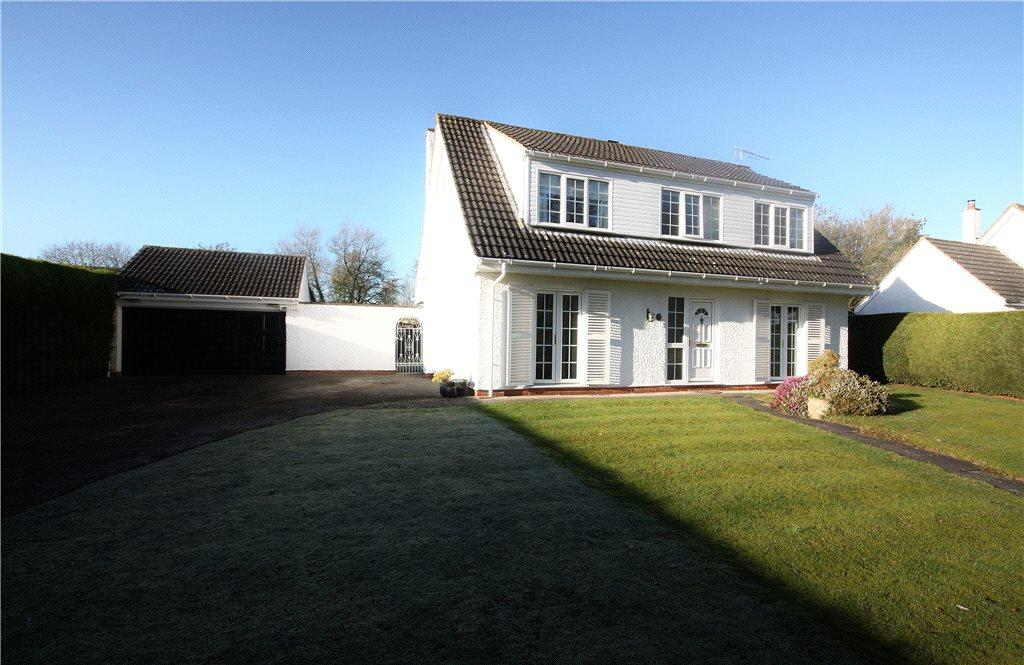 4 Bedrooms Detached House for sale in Lower Grinsty Lane, Green Lane, Callow Hill, Redditch, B97