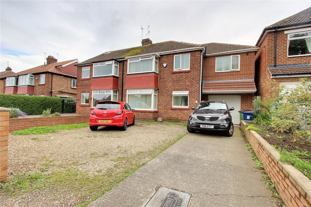 4 Bedrooms Semi Detached House for sale in Flatts Lane, Normanby