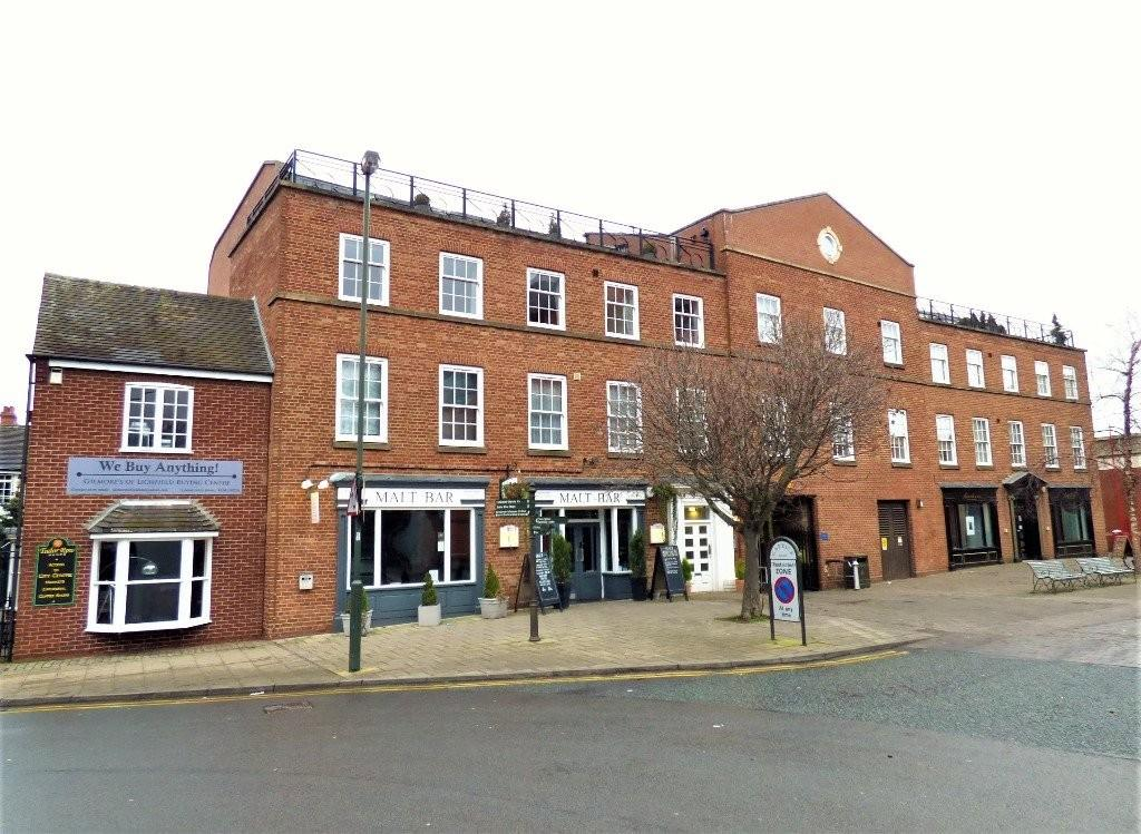 2 Bedrooms Apartment Flat for sale in Wade Street, Lichfield