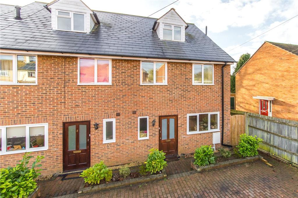 4 Bedrooms End Of Terrace House for sale in Chapel Mews, 153 Lower Luton Road, Wheathampstead, St. Albans