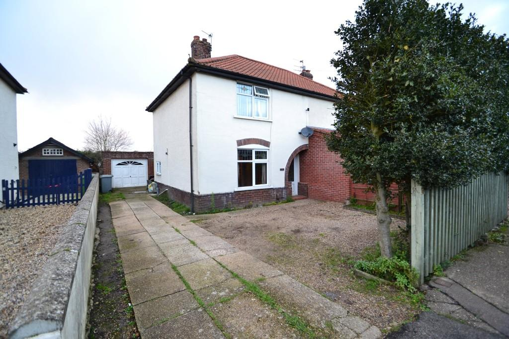 2 Bedrooms Semi Detached House for sale in Dixon Road, Sprowston