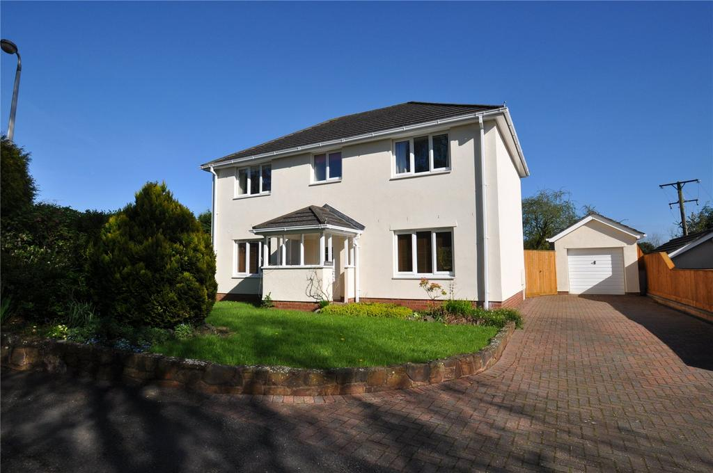 4 Bedrooms House for sale in Millstream Gardens, Halberton, Tiverton, Devon, EX16