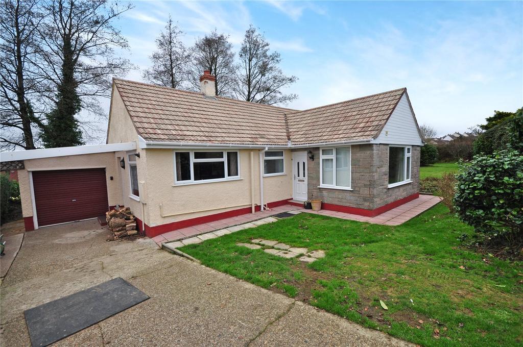 3 Bedrooms Bungalow for sale in Parklands, South Molton, Devon, EX36
