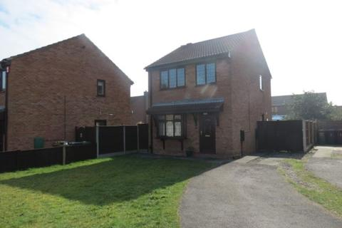 3 bedroom detached house to rent - Swayne Close, Lincoln