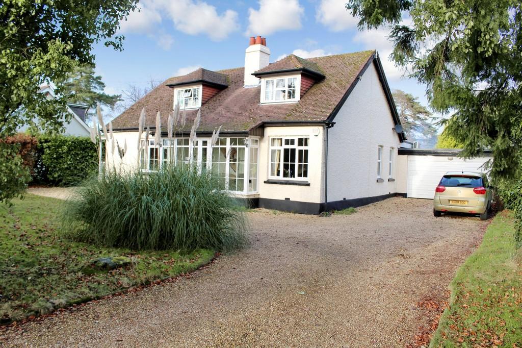 4 Bedrooms Detached House for sale in Roman Road, Dibden Purlieu