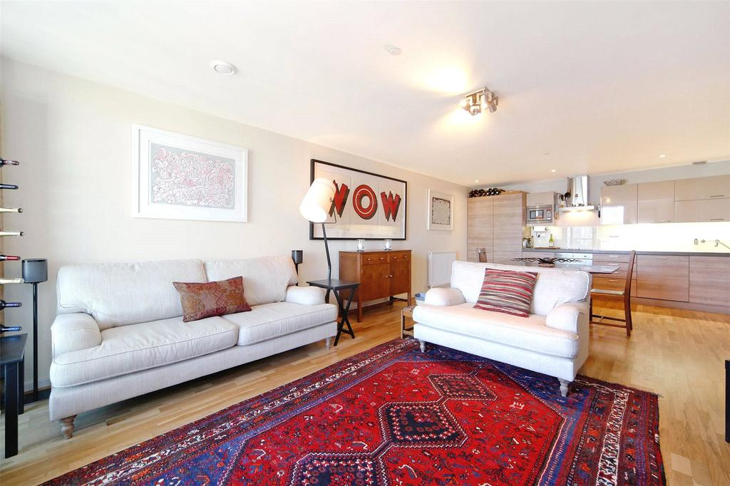 3 Bedrooms Flat for sale in Adagio Point, 3 Laban Walk, London