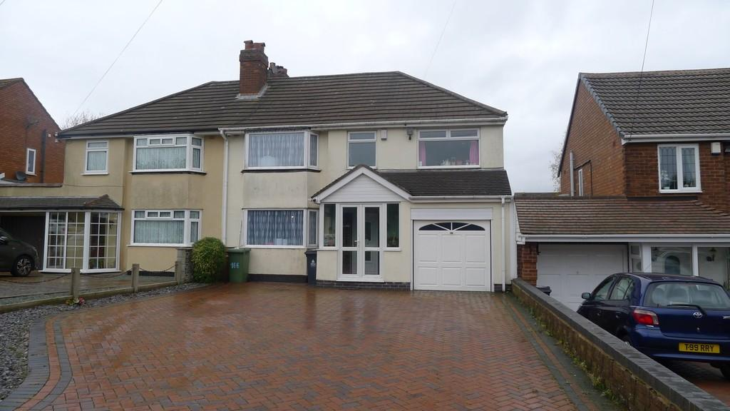 5 Bedrooms Semi Detached House for sale in Aldridge Road, Streetly