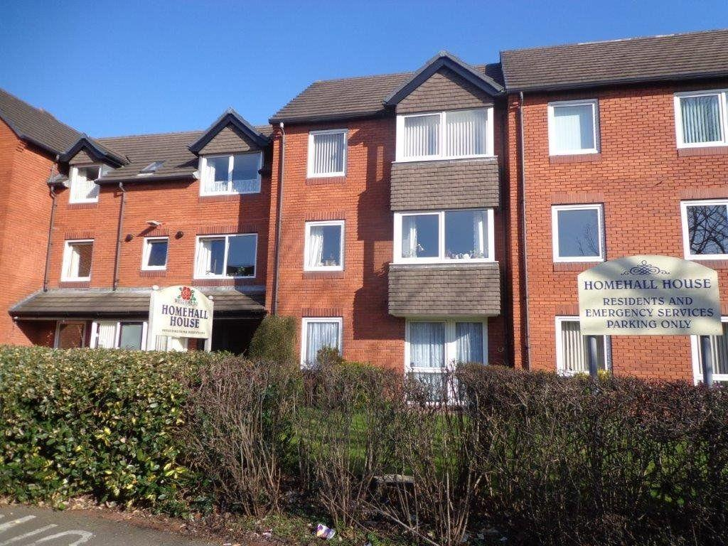 1 Bedroom Flat for sale in Homehall House, 82 Upper Holland Road, Sutton Coldfield
