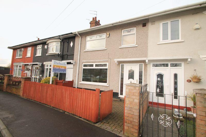 3 Bedrooms Terraced House for sale in Burnholme Avenue, Brambles Farm