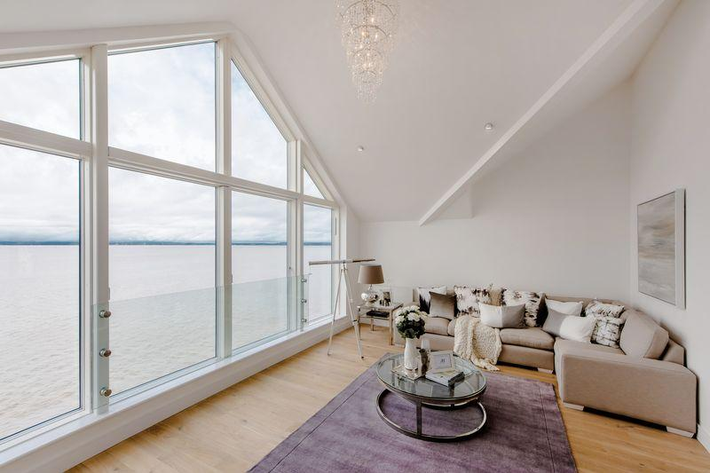 4 Bedrooms Town House for sale in Plot 6 - New Home by Acorn Property Group at Marine Place in Clevedon