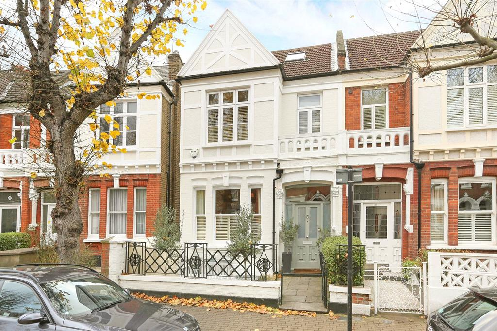 6 Bedrooms Semi Detached House for sale in Crieff Road, Wandsworth, London, SW18