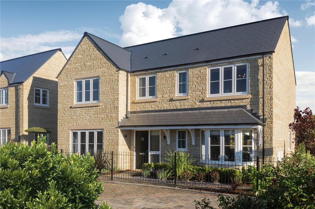 4 Bedrooms Detached House for sale in Osmore, Oakwood Gate, New Road, Bampton, Oxfordshire, OX18