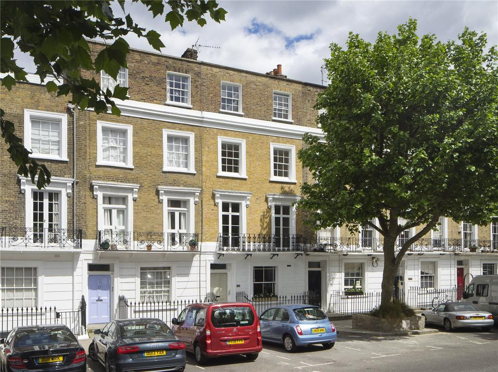 4 Bedrooms Terraced House for sale in Albert Street, Camden Town, London, NW1