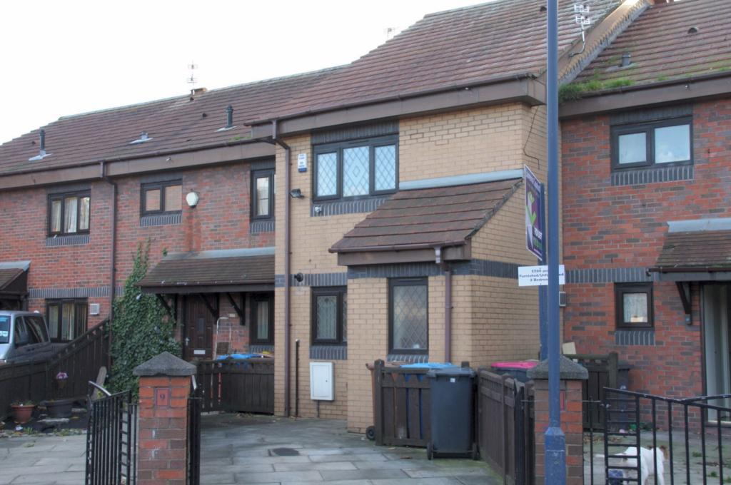 2 Bedrooms Terraced House for sale in Parish View, Salford, M5