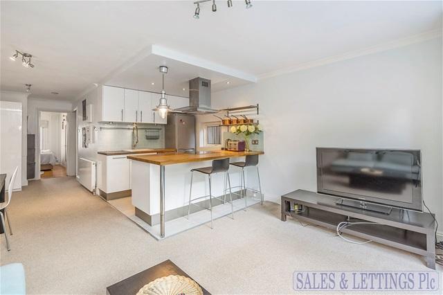 2 Bedrooms Flat for sale in Lanark Road, London