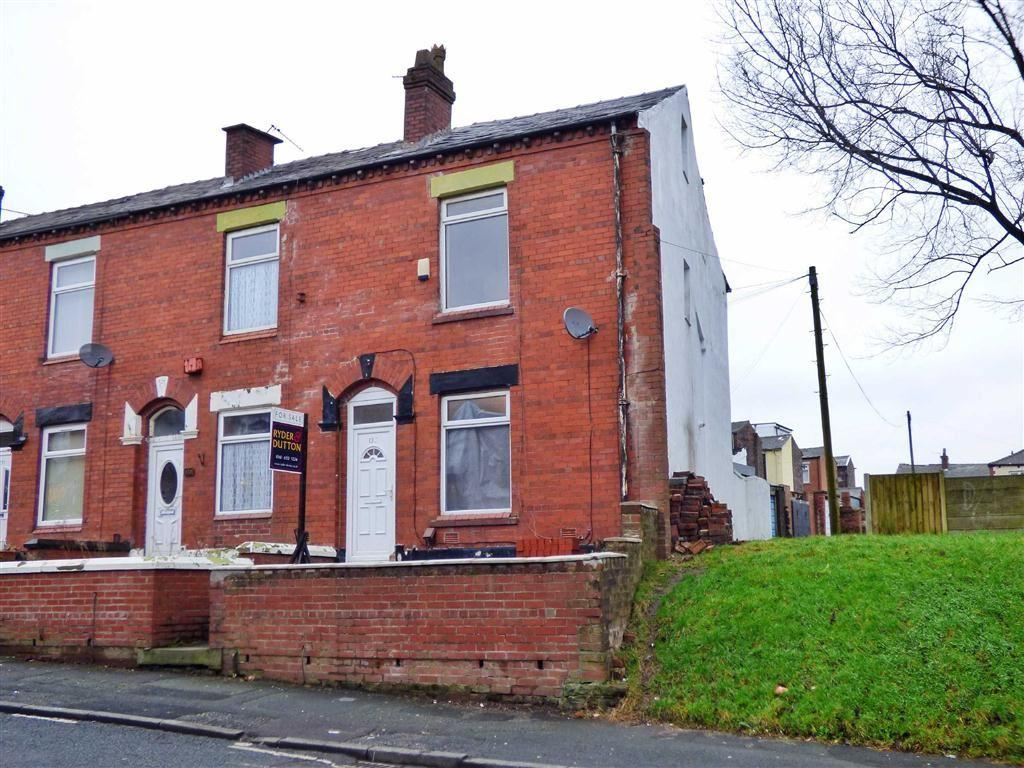 5 Bedrooms Terraced House for sale in Roundthorn Road, Roundthorn, Oldham, OL4