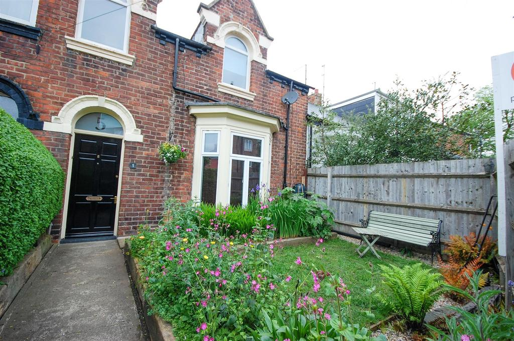 3 Bedrooms Terraced House for sale in Briery Vale Road, Ashbrooke, Sunderland