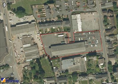 Residential Development Commercial for sale in Former Bus Depot, Friars Street, Hereford, HR4 0AS