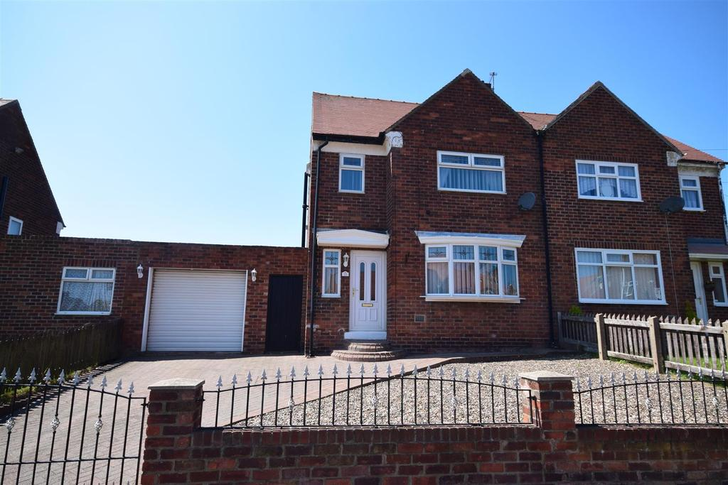 3 Bedrooms Semi Detached House for sale in Bevan Avenue, Sunderland