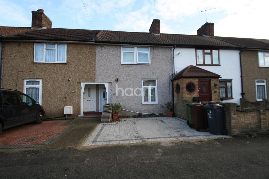 3 Bedrooms Terraced House for sale in Barnmead Road