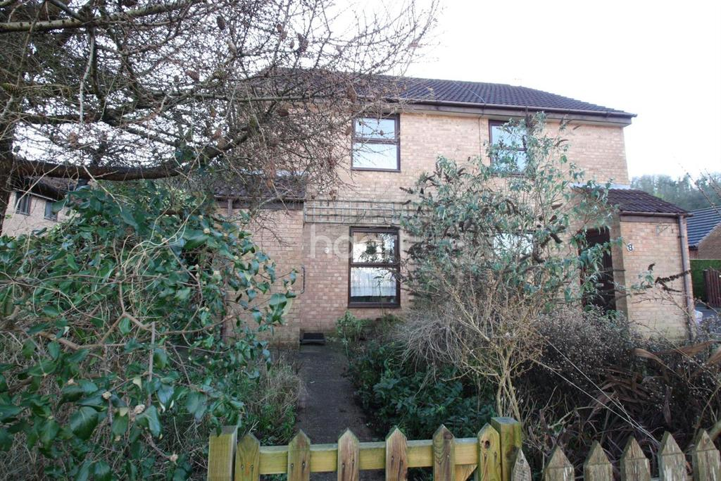 2 Bedrooms Semi Detached House for sale in Monmouth, Monmouthshire