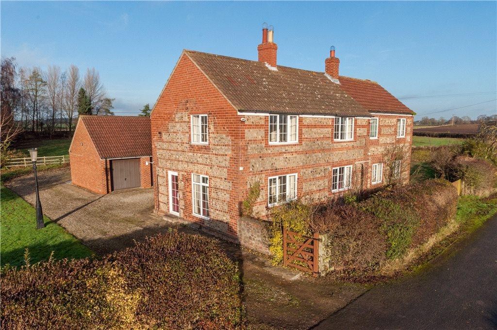 5 Bedrooms Unique Property for sale in Hopperton, Knaresborough, North Yorkshire