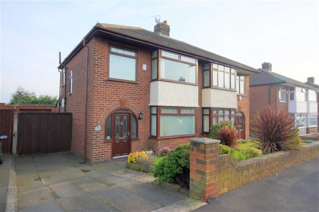 3 Bedrooms Semi Detached House for sale in Easington Road, Nutgrove, St Helens, WA9