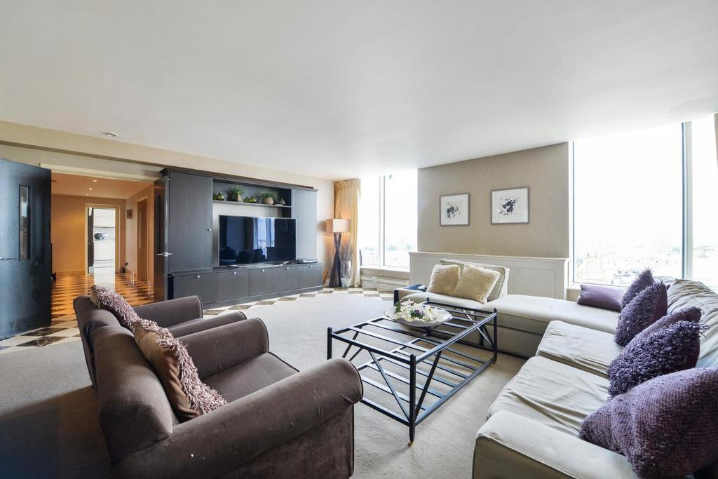 3 Bedrooms Flat for sale in Marylebone Road, Marylebone, NW1