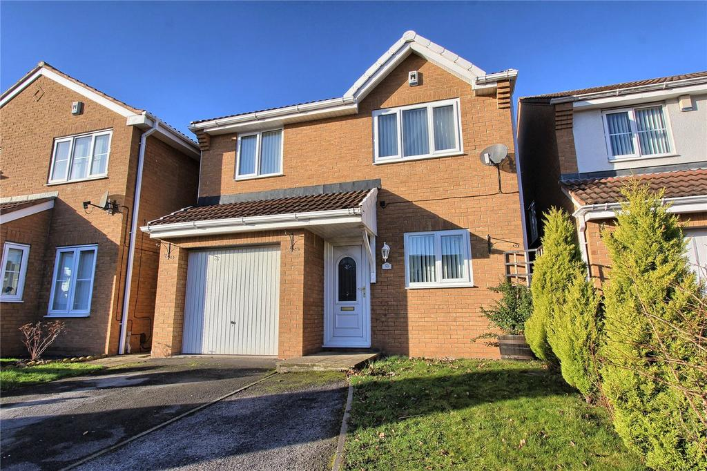 5 Bedrooms Detached House for sale in Gainsborough Crescent, Wolviston Grange