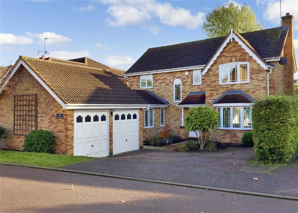 4 Bedrooms Detached House for sale in 18, Wordsworth Close, Brackley
