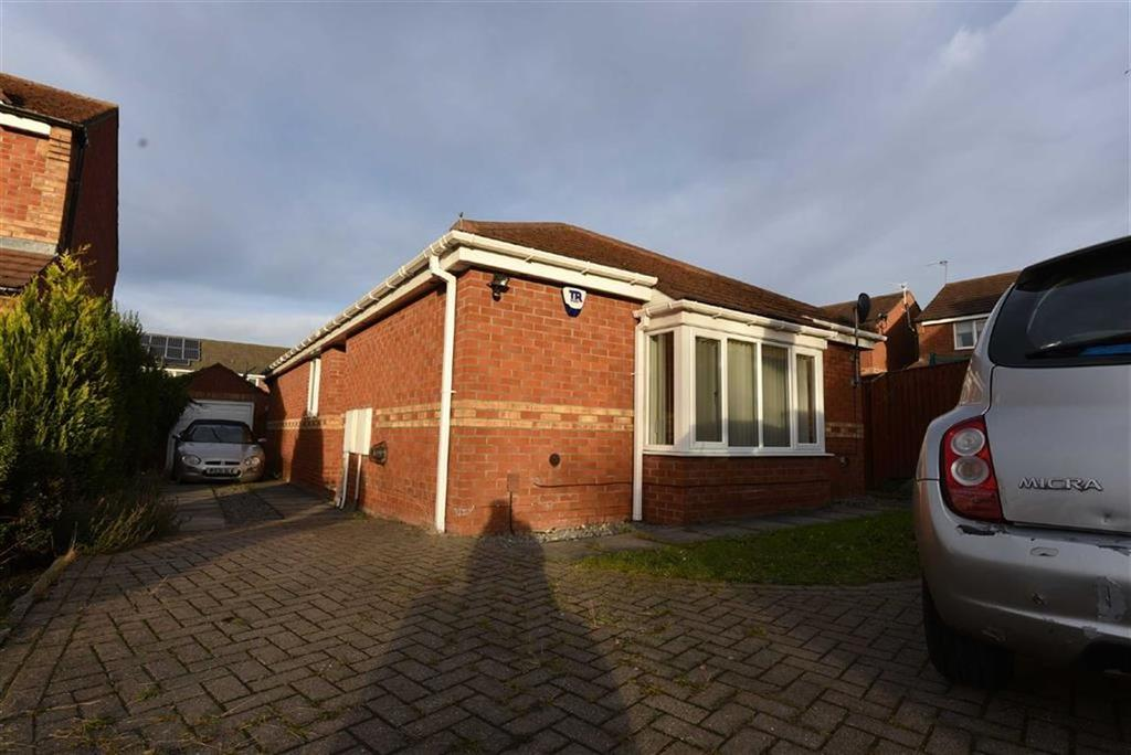 3 Bedrooms Detached Bungalow for sale in Wardley