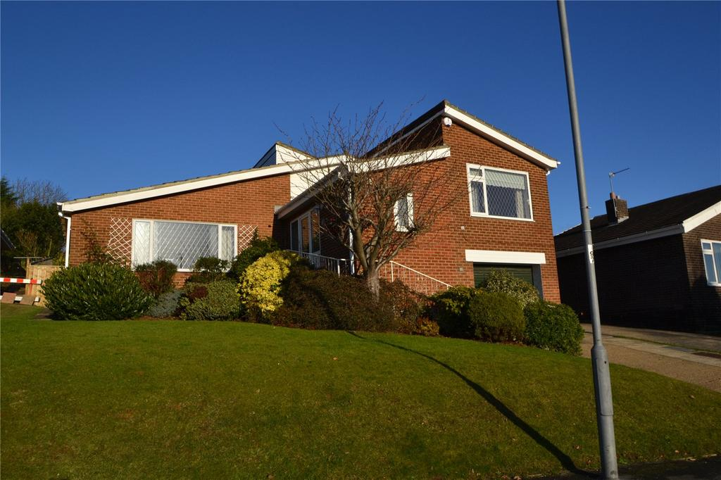 4 Bedrooms Detached Bungalow for sale in Eastfield, Peterlee, SR8