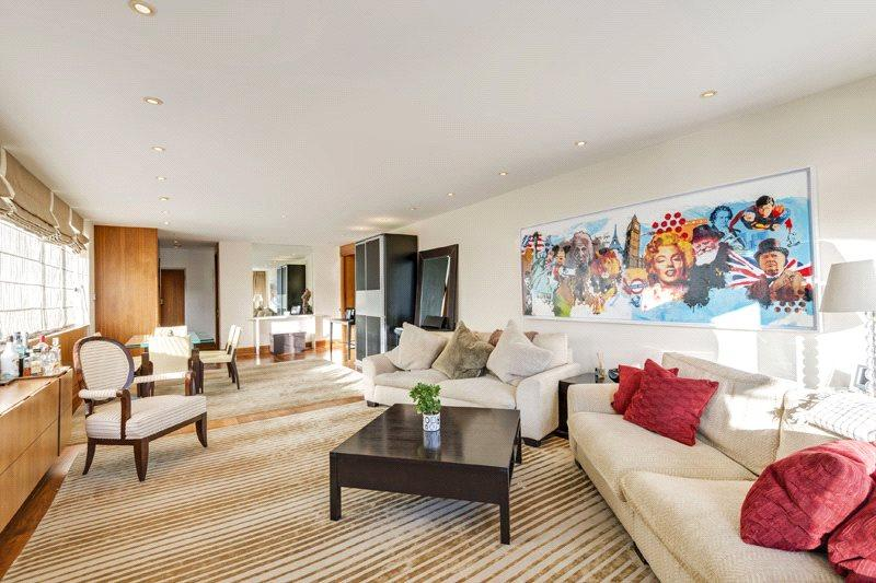 4 Bedrooms Flat for sale in London House, 7-9 Avenue Road, St. John's Wood, London, NW8