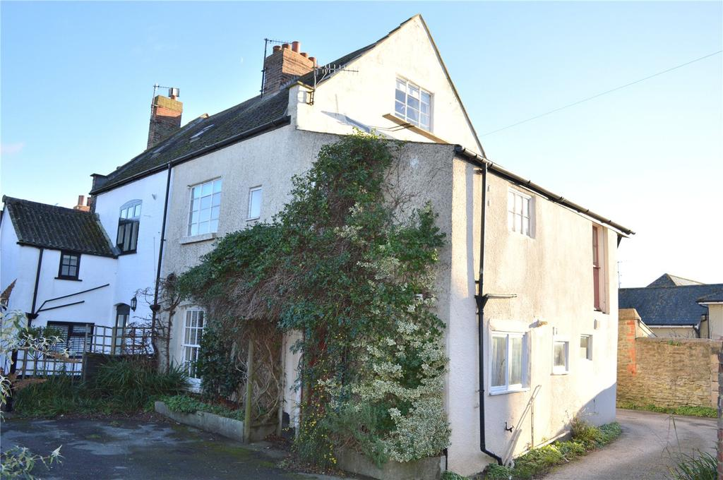 3 Bedrooms End Of Terrace House for sale in Crewkerne Place, Bridport, Dorset